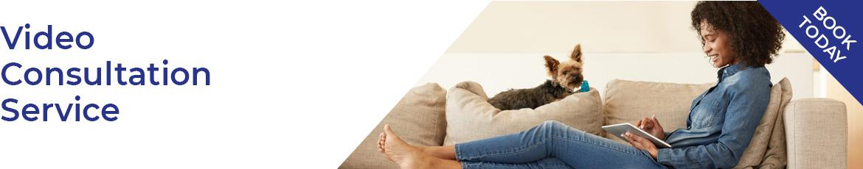 Video Consultation Service from Cathcart & Winn Vets